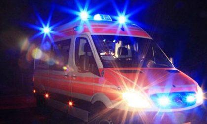 Schianto contro la parete rocciosa a Follina, coppia di pensionati finisce all'ospedale