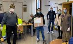 Comune Istrana, sorpresa: regalate 900 mascherine