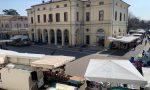 Mercato Montebelluna, accordo trovato con gli ambulanti: si riparte con accessi sorvegliati