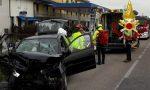 Tremendo schianto a Ponte di Piave: due feriti