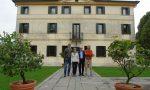 Villa Costanza si trasforma in un quartiere generale all'avanguardia