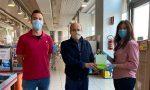 Dipendenti dell'Interspar donano alle famiglie bisognose 1000 euro in buoni spesa ricevuti dalla società