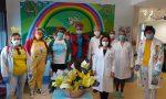 Pediatria San Giacomo Castelfranco, tanti dolci pensieri per Pasqua