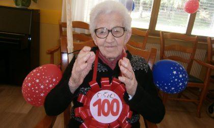 Nonna Gilda da Possagno compie 100 anni: tanti auguri!