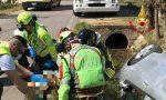 Incidente stradale a Candelù: un ferito portato in ospedale