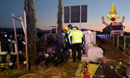 Grave incidente all'alba a Nervesa: 28enne finisce all'ospedale