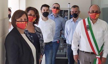 Distributore mascherine, Dal Fiume Caffè arriva quasi al confine: installato a Gaiarine