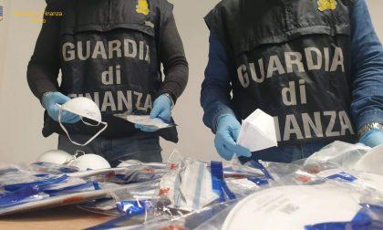 Mascherine importate illegalmente: ramificazioni anche nel Trevigiano