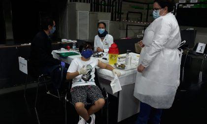 Maxi operazione vaccinale nei palasport della Marca: coinvolti 15mila ragazzi – FOTO