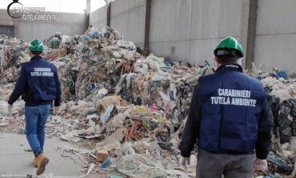 Traffico illecito di rifiuti in Veneto, maxi operazione del Noe di Treviso – VIDEO