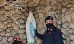 Ospedaletto di Istrana, ritrovata la statuetta della Vergine Maria