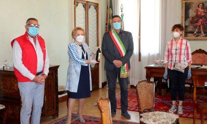 Emergenza sociale Castelfranco, Dalla Costa e Lilt donano pasta e olio per le famiglie