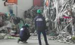 Discarica abusiva sequestrata a Breda di Piave: sgominata banda dedita a traffico illecito di rifiuti