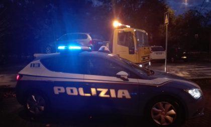 Cocaina in auto, fermato 23enne kosovaro: era pure ubriaco. Multa da 2mila euro