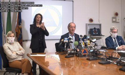 """Fase 2 Veneto, Zaia: """"In questa settimana ci giochiamo il futuro"""""""