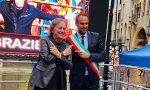 Red Canzian a Treviso, musica più forte della pioggia: è un successo – VIDEO