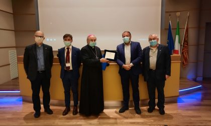 Diocesi Vittorio Veneto, donati all'ospedale di Costa 126mila euro
