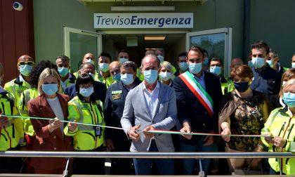 Suem 118 Treviso, inaugurata la nuova sede: taglio del nastro con Zaia – VIDEO e GALLERY