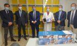 Rotary club Treviso, donato al Ca' Foncello un ecografo portatile