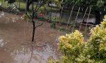 Bomba d'acqua Montebelluna: danni e strade allagate