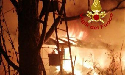 Tragedia Paese, inferno di fuoco nella notte: ritrovato un corpo carbonizzato