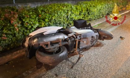 Scooter rubato poco prima, poi lo schianto: due giovani morti a Carbonera