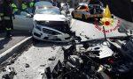 Grave incidente tra due vetture a Istrana, quattro feriti trasportati all'ospedale