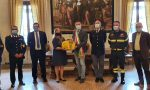 Lions club Castelfranco, donato un sanificatore alle Forze dell'ordine – VIDEO