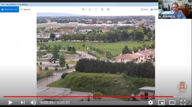 """Alienazione Castelfranco, l'area verde diventa commerciale. Marcon: """"Se certe cose non riesci a fermarle, meglio cavalcarle"""" - VIDEO"""