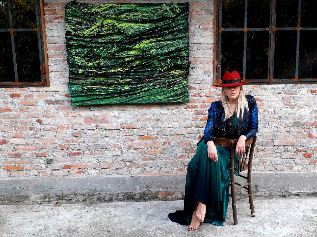 Pro Biennale Venezia, la trevigiana Bottecchia ambasciatrice della terra del Prosecco