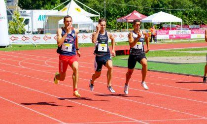 """Meeting Vittorio Veneto, Scotti vola nei 200: 21""""28 – LE FOTO"""