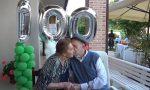 Grande festa per i 100 anni di nonno Cesare, tra gioie e ricordi di guerra – VIDEO