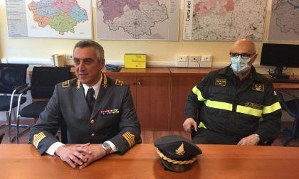 Vigili del fuoco Treviso, gli allievi giurano davanti al nuovo comandante Rizzo – VIDEO e GALLERY
