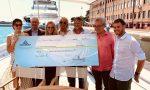 Le Manzane consegna un assegno di 13.780 euro per la ricerca sulla SLA