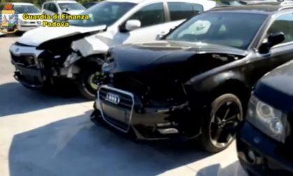 Auto usate, scoperta frode fiscale internazionale: sequestro da 2 milioni di euro