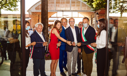 Bike me Hub: inaugurata la porta d'accesso al cuore verde del Veneto – GALLERY