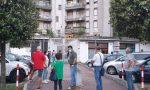"""Spostati 5 richiedenti asilo in Via Pisa, sit-in di protesta, Conte: """"Finita l'emergenza la caserma va chiusa"""""""