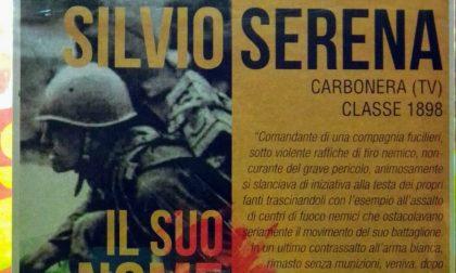 Casapound Treviso onora la memoria della medaglia d'oro al valor militare Silvio Serena
