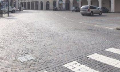 Al via i lavori di riqualificazione della pavimentazione di Piazza Pio X