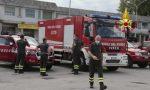 Incendi L'Aquila, anche i Vigili del fuoco trevigiani in Abruzzo per domare le fiamme – GALLERY