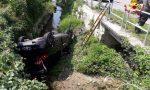 Tragedia a Onè di Fonte: auto rovesciata in un canale di scolo, morto un 71enne – Gallery