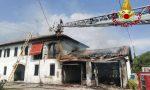 Grave incendio a San Biagio di Callalta: distrutto il tetto e danneggiata l'abitazione