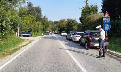 Tamponamento a catena nel Vicentino: ferita una 73enne di Mogliano Veneto