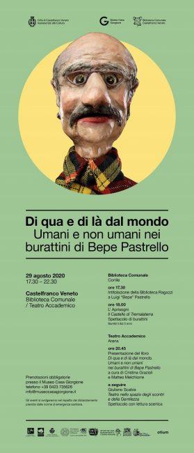 """Castelfranco Veneto, sabato prossimo c'è il """"Bepe Pastrello Day"""""""