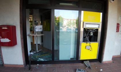 Ufficio postale di Loria, lunedì si torna alla normalità dopo l'esplosione del Postamat