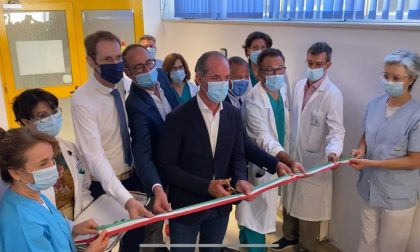 Zaia ha inaugurato la nuova Risonanza Magnetica dell'Ospedale di Conegliano FOTO E VIDEO