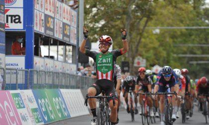 Giro Under 23: Luca Colnaghi da urlo a Riccione!