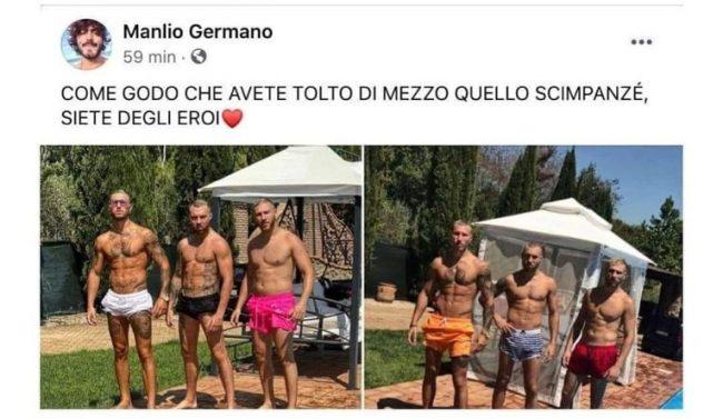 Omicidio Colleferro, esulta sui social per la morte di Willy: denunciato 23enne di Treviso