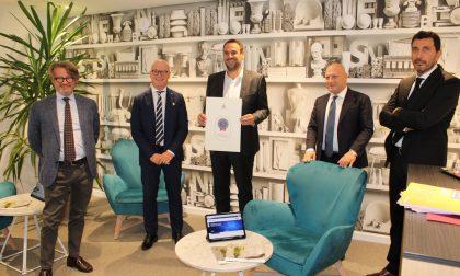 """Treviso Fund, il premio """"Ambasciatore dell'Economia civile"""" condiviso con CentroMarca Banca"""