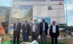 Casa di riposo Umberto I: posata la prima pietra per la costruzione della nuova ala – FOTO